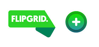 FlipGrid Logo and link to the Educator's Guide